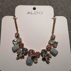 Aldo statement bib necklace
